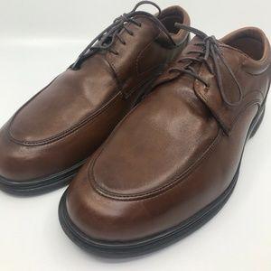 Allen Edmonds Men's Dress Shoes Passenger Brown 10